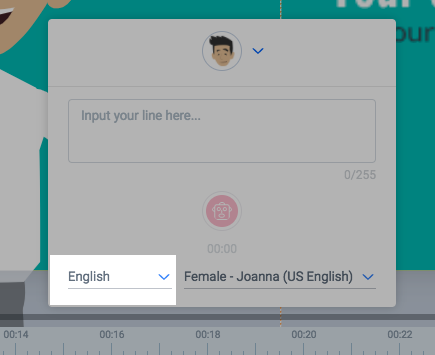How do I change languages using text-to-speech? – Omniplex